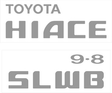 hiace SLWB 98