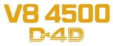landcruiser ute v8 4500 d4d