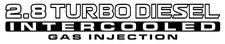 patrol 28 turbo diesel intercooled