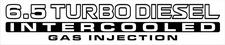 patrol 65 turbo diesel intercooled