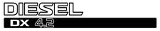 patrol diesel dx 42