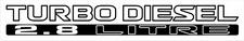 patrol turbo diesel 28 litre
